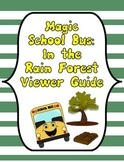 Magic School Bus In the Rain Forest