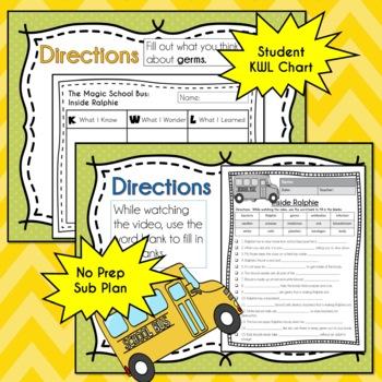 Magic School Bus Inside Ralphie Lesson, Video Guide