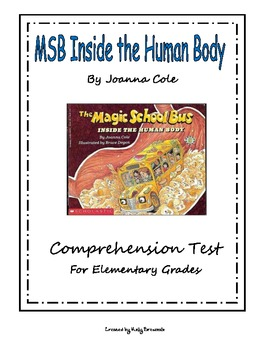 Magic School Bus Inside the Human Body