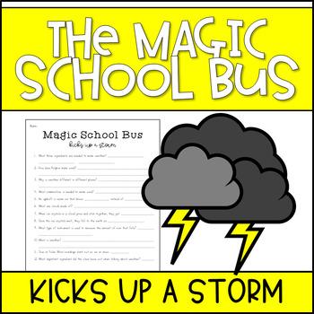 Magic School Bus Kicks Up a Storm