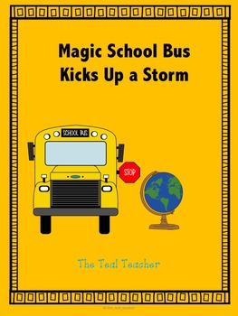 Magic School Bus: Kicks up a Storm