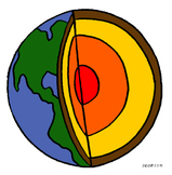Magic School Bus Layers of the Earth