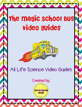 Magic School Bus Life Science Video Guides