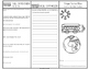 Magic School Bus Lost in the Solar System comprehension questions trifold
