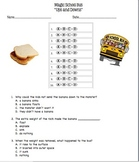 Magic School Bus Multiple Choice Video Questions - BIG Bundle -  10 Titles