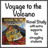 Magic School Bus - Voyage to the Volcano Novel Study