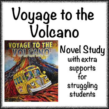 Magic School Bus - Voyage to the Volcano Novel Study