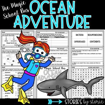 Magic School Bus Ocean Adventure