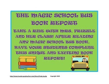 Magic School Bus Report