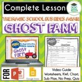 Magic School Bus Rides Again GHOST FARM Video Guide, Works