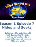 Magic School Bus Rides Again - Hide-and Seek- S1 E7