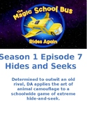 Magic School Bus Rides Again - Hide-and Seek- S1 E7