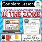 Magic School Bus Rides Again IN THE ZONE MOVIE Video Guide
