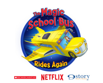 Magic School Bus Rides Again Interactive Video Guide Season 2 Bundle