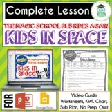 Magic School Bus Rides Again KIDS IN SPACE MOVIE Video Gui