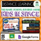Magic School Bus Rides Again KIDS IN SPACE Quiz Google For