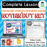 Magic School Bus Rides Again NOTHIN' BUT NET Video Guide,