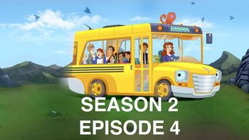 Magic School Bus Rides Again: Nothin But Net s2e4 worksheet