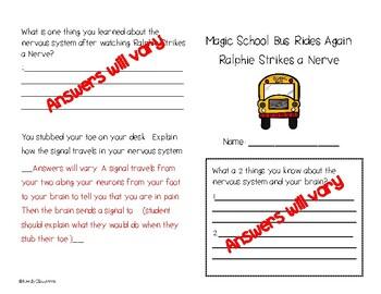 Magic School Bus Rides Again: Ralphie Strikes a Nerve