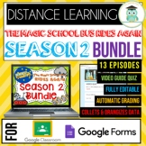 Magic School Bus Rides Again SEASON 2 BUNDLE Quizzes Googl
