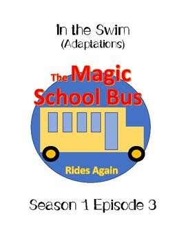 Magic School Bus Rides Again Season 1 Episode 3 Adaptations
