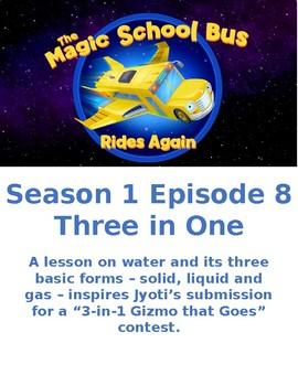 Magic School Bus: Rides Again - Three in One - S1 E8