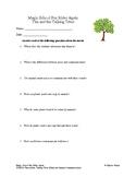 Magic School Bus Rides Again Season 2 Episode 10 Tim and the Talking Trees