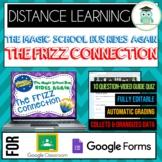 Magic School Bus Rides Again THE FRIZZ CONNECTION Quiz Goo