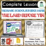 Magic School Bus Rides Again THE LAND BEFORE TIM Video Gui