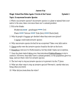 Magic School Bus Rides Again-Season 1,  Episode 1 Frizzle of the Future