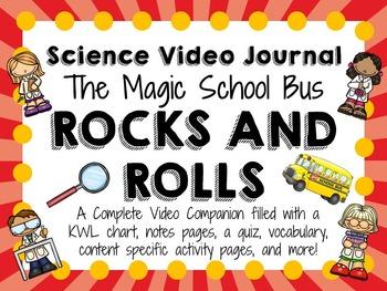 Magic School Bus: Rocks and Rolls: Video Journal