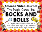 Magic School Bus: Rocks and Rolls: Video Journal