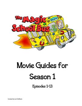 Magic School Bus Season 1 Episodes