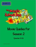 Magic School Bus Season 2 Episodes