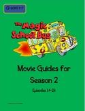 Magic School Bus Season 2 Episodes
