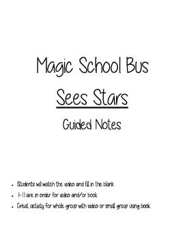 Magic School Bus Sees Stars