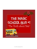Magic School Bus The Truth about Bats Chapter Worksheets Guided Reading