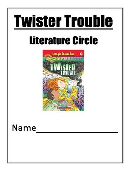 Magic School Bus Twister Trouble Comprehension Questions