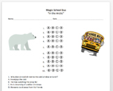 Magic School Bus Video Quiz - In the Arctic - Distance Learning