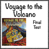 Magic School Bus - Voyage to the Volcano Novel Test