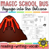 Magic School Bus Voyage to the Volcano Reading Response Activities / Unit
