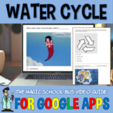 Magic School Bus Wet All Over WATER CYCLE SELF GRADING VIDEO GUIDE Google apps