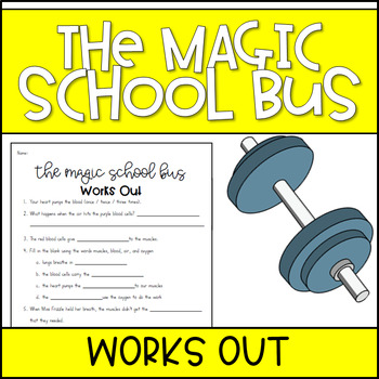 Magic School Bus Works Out
