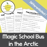 Magic School Bus in the Arctic Video Worksheets + Bonus Activity