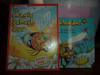 Magic School Bus  (set of 6)  ISBN 0-590-44684-3