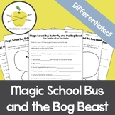 Magic School Butterfly and the Bog Beast Video Worksheets