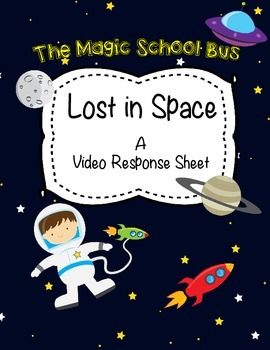 Magic School bus- Lost in Space