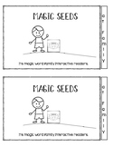 Magic Seeds Interactive Word Family CVC Readers- At Family
