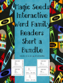 Magic Seeds Interactive Word Family Short A CVC Readers  Bundle