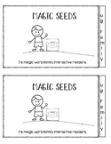 Magic Seeds interactive word family cvc reader- ug family